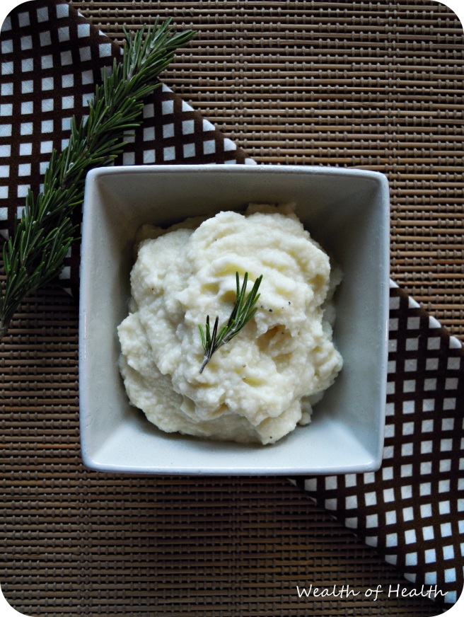 cauliflower mash 3