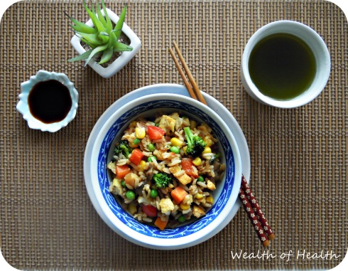asian fried rice 5