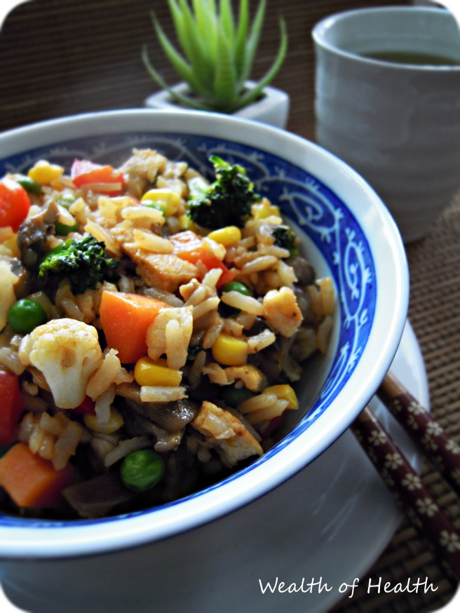 asian fried rice 6