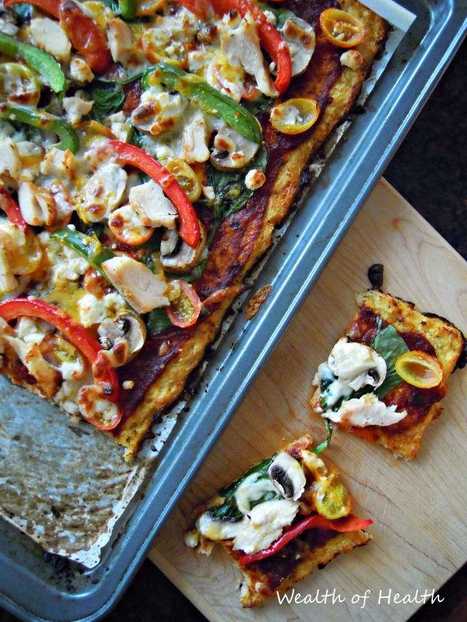 cauli pizza 2